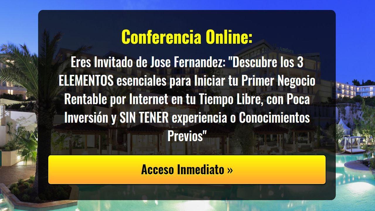 Conferencias del Sistema TDC