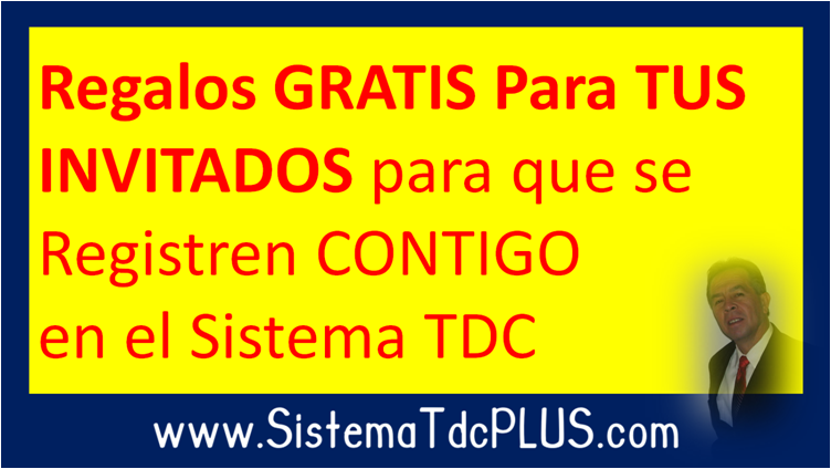 Sistema TDC. Mis Bonos Adicionales.