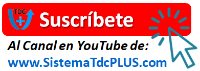 Canal de YouTube del Sistema TDC (plus)