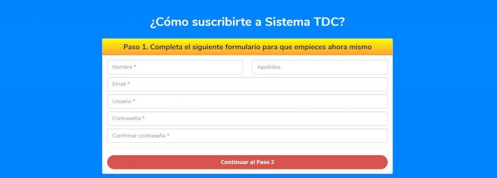 Sistema TDC Dinero Por Internet Trabajando Desde Casa